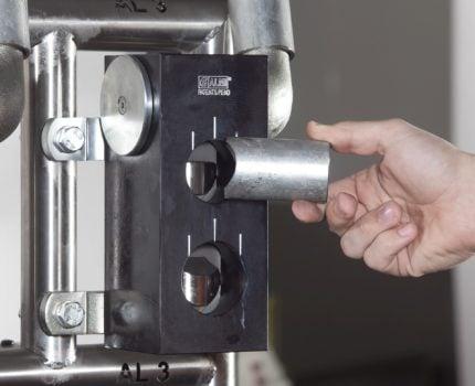 Wykrawanie i szlifowanie rurprzed spawaniem